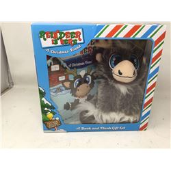 Reindeer in Here Plush Gift Set