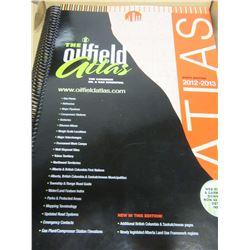 NEW:  2012/2013 OILFIELD ATLAS