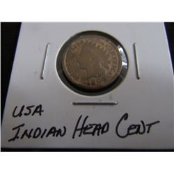 1906 USA INDIAN HEAD CENT