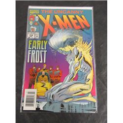COLLECTIBLE/VINTAGE:  THE UNCANNY X-MEN - EARLY FROST COMIC IN PROTECTIVE PKG (NO. 314; JULY; $2.05)