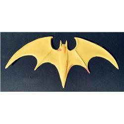 Birds of Prey (2002–2003) - Batgirl (Dina Meyer) Test Chest Emblem