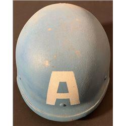 Captain America: The First Avenger (2011) - Captain America's (Chris Evans) Test Helmet