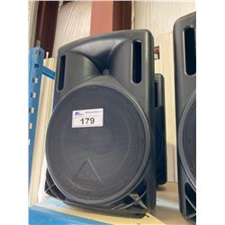 PAIR OF BEHRINGER EUROLIVE B212D POWERED SPEAKERS