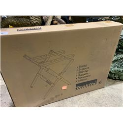 MAKITA EQUIPMENT STAND, *NEW IN BOX*