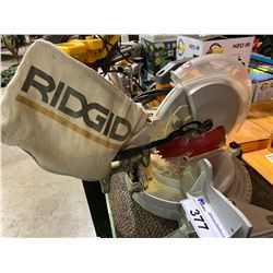 "RIGID 10"" MITRE SAW"