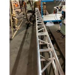 "30' LONG (3 X 10"" BOLTED TOGETHER) 12"" X 12"" LIFTING APPARATUS / TRUSS"