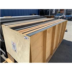 LARGE CRATE OF MAGNETIC WALL BOARDS