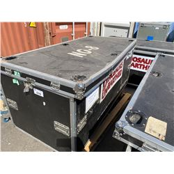 "ROAD CASE, 75"" WIDE X 36"" DEEP X 36"" TALL"