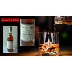 Whiskey - Cask 4945: Member's Legacy Caperdonich 1967 aged 36 years