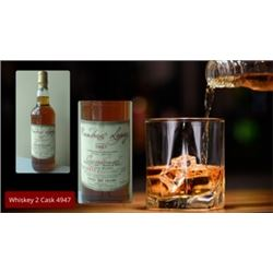 Whiskey - Cask 4947: Member's Legacy Caperdonich 1967 aged 36 years