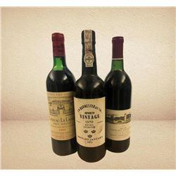 Vintage Wine Gift Package