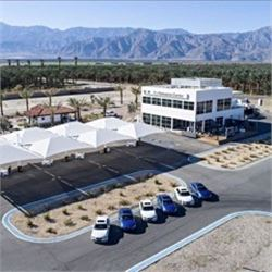 2 x One day Car Control School at the BMW Performance Center in Thermal, CA.
