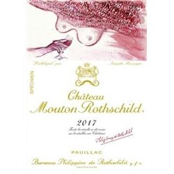 Château Mouton-Rothschild 2017: for the vintage wine lover