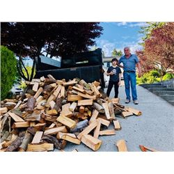 One Cord of Split Firewood