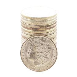 Roll of (20) Brilliant Uncirculated 1885 $1 Morgan Silver Dollar Coins