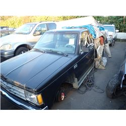 1988 Chevrolet S-10