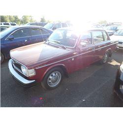 1974 Volvo