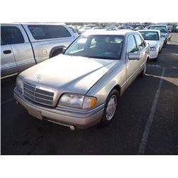 1996 Mercedes-Benz C280