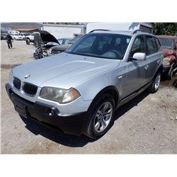 2004 BMW X-3