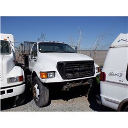 2003 FORD F650