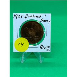 1935 IRELAND 1 PENNY
