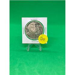 1995 CANADA PROOF SILVER DOLLAR.NO CASE