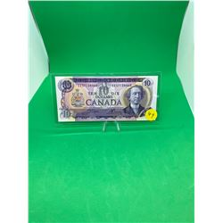 1971 BANK OF CANADA $10 NOTE
