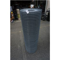 48 INCH TALL ROLL OF MESH FENCING