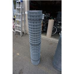 54 INCH TALL ROLL OF MESH FENCING