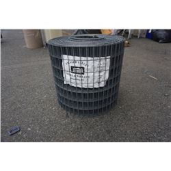 14 INCH 100 FOOT ROLL OF 2 X 1 INCH MESH FENCING
