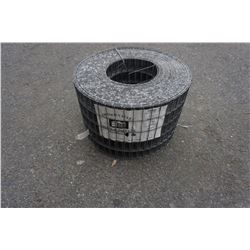 10 INCH 100 FOOT ROLL OF 2 X 1 INCH MESH FENCING