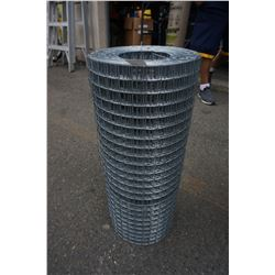 2 FOOT TALL ROLL OF MESH FENCING
