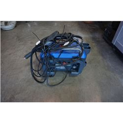 COLEMAN PRESSURE WASHER W/ WAND AND HOSE WASHER - NEEDS TRIGGER