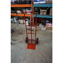 RED FURNITURE DOLLY