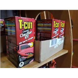 6 BOXES OF NEW CLAY BAR KITS
