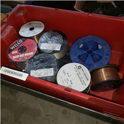 TOTE WELDING WIRE