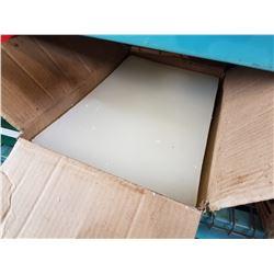 BOX OF WAX SLABS