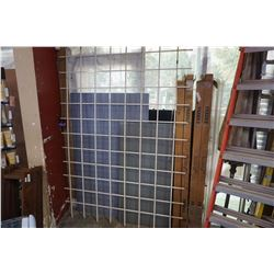 8FT BY 5FT SECURITY WINDOW BARS