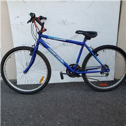 BLUE SUPERCYCLE SC1800 BIKE