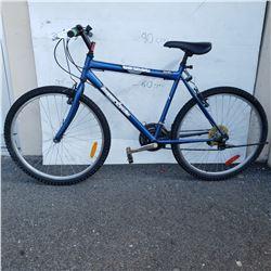 BLUE SUPERCYCLE SPORT MT8 18 SPD SC1800 BIKE