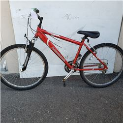 RED NORCO PINNICLE BIKE