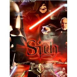 86cm 2005 Star Wars Sith Dark Lord poster