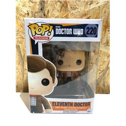 ELEVENTH DOCTOR/POP