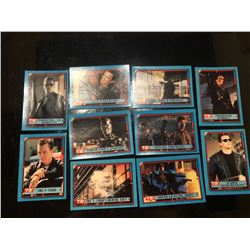 1991 Terminator 2 Judgment Day / Trading Card Tops 10-piece set ?