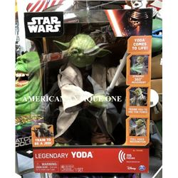 40cm Yoda/Star Wars figure Spin Master