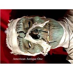 227cm mummy man life-size figure