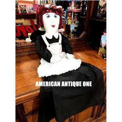 Maid 127cm American Doll