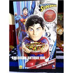 BOX 54 cm Superman candy ball rubies