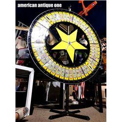 Las Vegas 2m17cm Wheel Spin Casino
