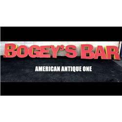 BOGEY'S BAR 68cm, California Restaurant Bar
